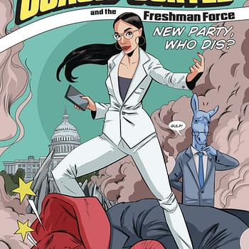 Comic Book Star Alexandria Ocasio-Cortez Says Being a Superhero for a Little Girl is Important for All of Us