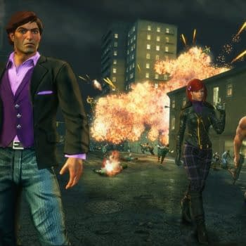 Saints Row: The Third is Coming to Nintendo Switch This May
