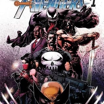Savage Avengers: Conan Gets His Own Team with Punisher Venom Wolverine Elektra &#038 Brother Voodoo