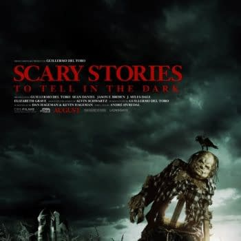 Scary Stories To Tell In The Dark is getting a sequel.