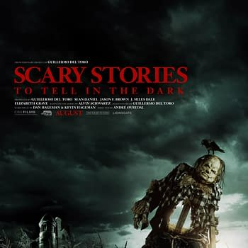 Scary Stories To Tell In The Dark 2 Is On Its Way