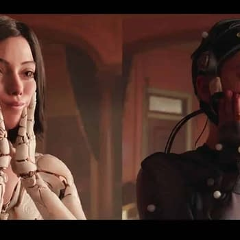 WETA Digital Releases Alita: Battle Angel BTS Featurette