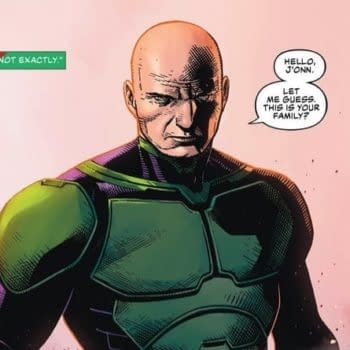 Martian Manhunter and Lex Luthor Team Up in This Week's Justice League #17