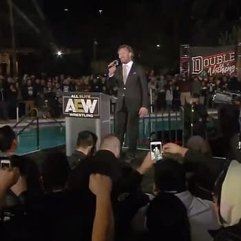Kenny Omega Joins AEW is Immediately Attacked by Chris Jericho