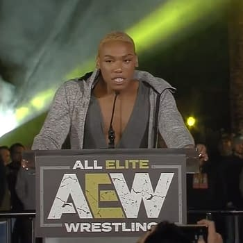 Sonny Kiss to Shake and Kick Ass at AEW Double or Nothing