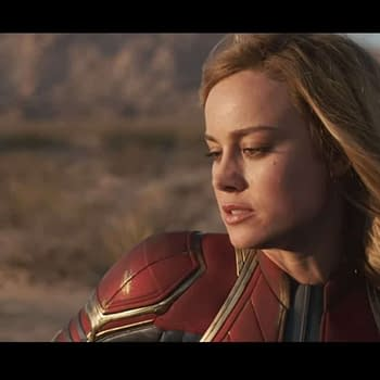 Brie Larson Gets Emotional in Becoming Captain Marvel Featurette \