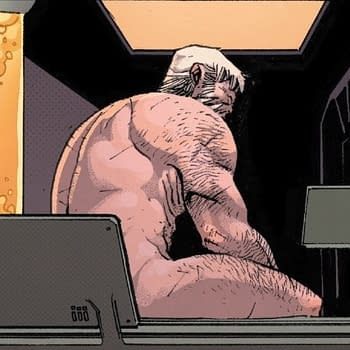 Old Man Logan Dead Man Logan or Nude Man Logan[X-ual Healing 2-13-19]