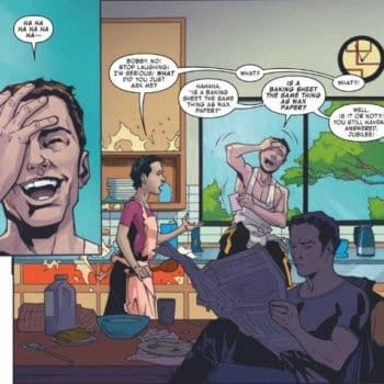 Iceman Melts Down in Next Week's Age of X-Man: X-Tremists #1