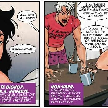 Has Kate Bishop Become a Skrull Apologist West Coast Avengers #8