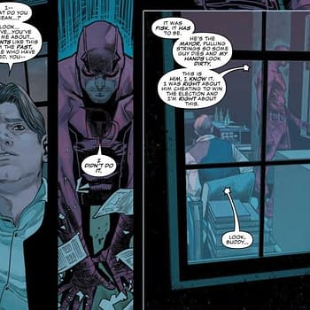 Next Weeks Daredevil #2 Tries to Bring Smoking Back to Marvel Comics