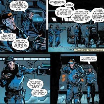 Deathlok is Kinda Bad at His Job in Next Week's X-Force #3