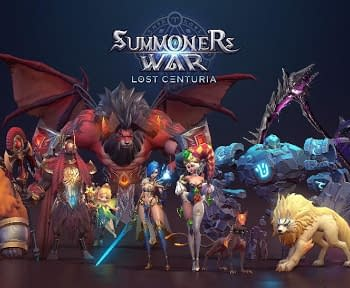 Com2uS Announce a New RTS Game Summoners War: Lost Centuria