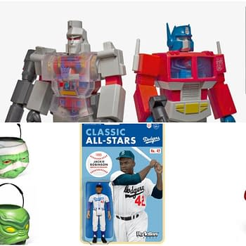 Super7 New York Toy Fair Preview Includes MLB Rocky Transformers and More