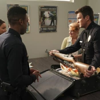 """'The Rookie' Season 1, Episode 12 """"Caught Stealing"""": A """"Really Good Show"""" That's Really Good [REVIEW/PREVIEW]"""