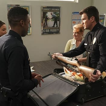 The Rookie Season 1 Episode 12 Caught Stealing: A Really Good Show Thats Really Good [REVIEW/PREVIEW]