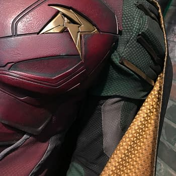 Titans: DC Daily Offers Best Look Yet at Robins Suit Amazing Details