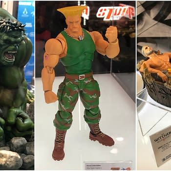 New York Toy Fair: Visiting the Kotobukiya Storm Collectibles and Dark Horse Booths