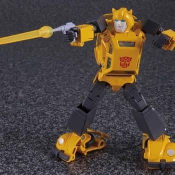 Transformers Masterpiece Bumblebee Version 2 4