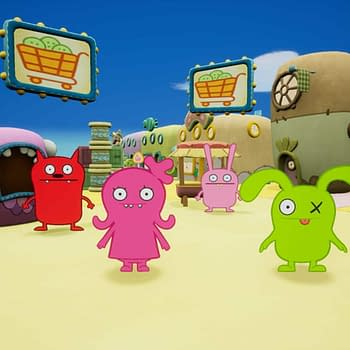 UglyDolls: An Imperfect Adventure is Coming to All Consoles in April