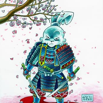 Stan Sakais Usagi Yojimbo Leaves Dark Horse for IDW