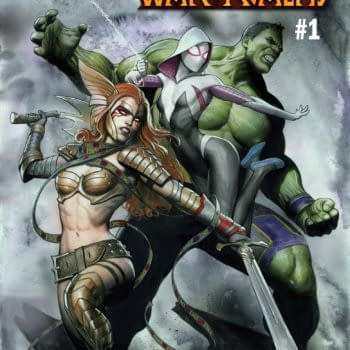 War of the Realms Gets 2 More Variants from Adi Granov and Ron Lim