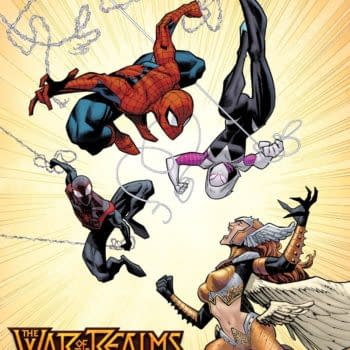 Marvel Shows Off George Perez, Ryan Ottley War of the Realms Variants