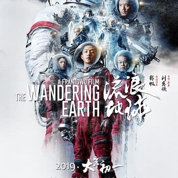 The Wandering Earth: One Giant Leap for Chinas Science Fiction Blockbuster Movie Future