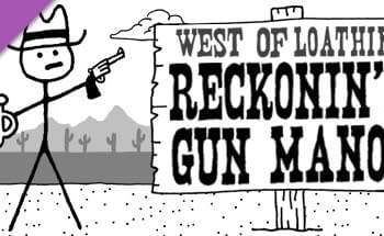 West Of Loathing Quietly Got Some New DLC Content Today