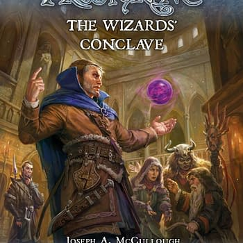 Review: Fantasy Game Dream Team Brings Magic to The Wizards Conclave