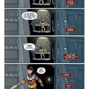 Gabby Gets Her Phone Hacked in Next Week's X-23 #9