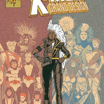 Ed Piskors X-Men: Grand Design Returns for X-Tinction in May