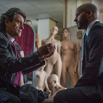 American Gods Blessed with Season 3 Renewal Charles Chic Eglee Set as Showrunner EP