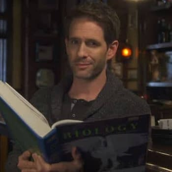 'A.P. Bio': Glenn Howerton, Patton Oswalt Reading a Bio Textbook Is the Video You Need