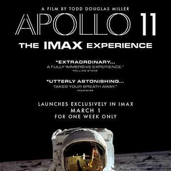 The Apollo 11 Documentary is Coming to IMAX for One Week
