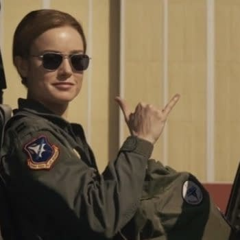 """No, Michael Giacchino Did NOT """"Replace"""" Pinar Toprak on 'Captain Marvel'"""