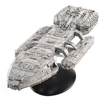 Classic Battlestar Galactica to Join Eaglemosss Fleet of High-Grade Collectibles