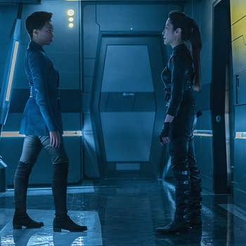 Star Trek: Discovery Season 2 Episode 7 Light and Shadows &#8211 Its About Time [SPOILER REVIEW]