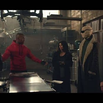 Meet The Doom Patrol &#8211 and Alan Tudyks Mr. Nobody &#8211 in New DC Universe Teaser