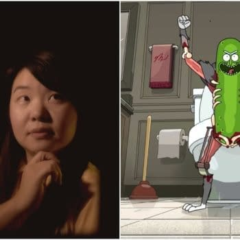 """'Rick and Morty': """"Pickle Rick"""" Writer Jessica Gao Gets ABC Pilot Order; Not Returning for Season 4"""
