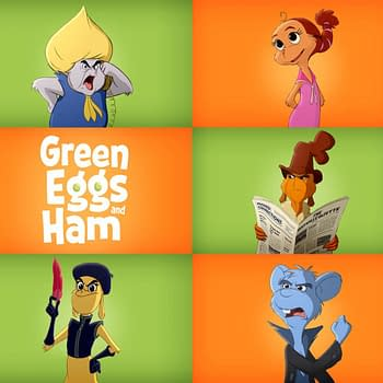Green Eggs and Ham: Netflixs Animated Series Serves Up Teaser Voice Cast