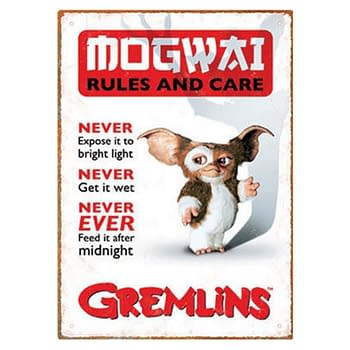 REPORT: Gremlins Animated Series for WarnerMedia Streaming Gothams Tze Chun to Write EP