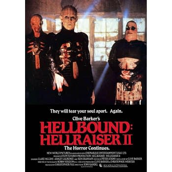 [Castle of Horror] Hellbound: Hellraiser II Paved Way For Female-Centered Horror Series That Never Was
