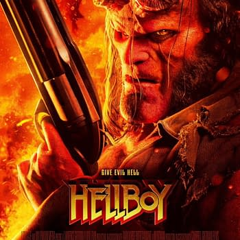 New Hellboy Trailer Coming TONIGHT Says Mike Mignola