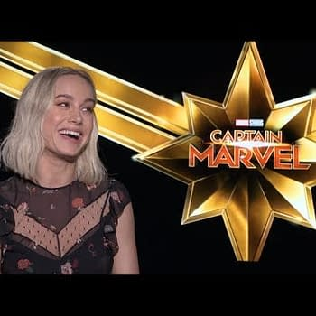 Brie Larson Reacts to Captain Marvel $1 Billion Box Office Status