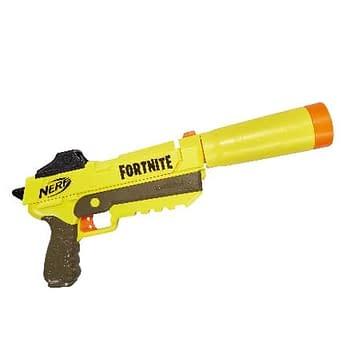 Hasbro Unveils Fortnite Branded Nerf Guns for New York Toy Fair
