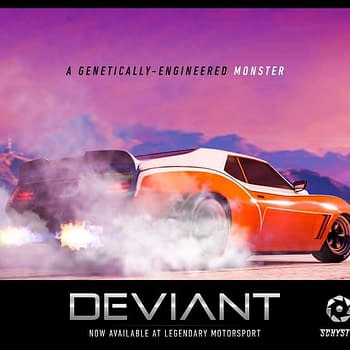 The Schyster Deviant has Arrived in GTA Online this Week
