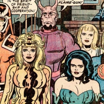 Marvel Studios 'The Eternals' Begins Production This Summer