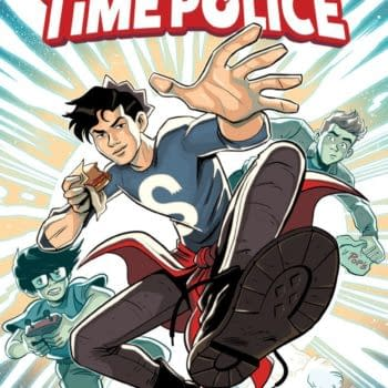 Jughead's Time Police Returns to Archie in June, From Sina Grace and Derek Charm