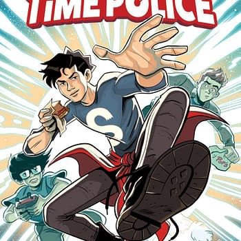 Jugheads Time Police Returns to Archie in June From Sina Grace and Derek Charm