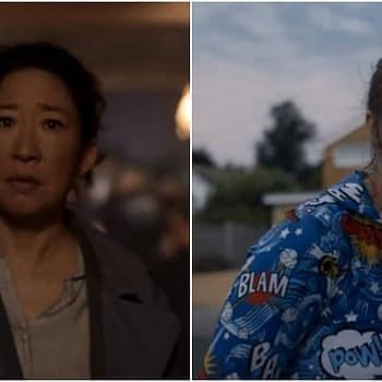 Killing Eve Season 2: Villanelle and Eve Sitting in a Tree K-I-L-L-I-N-G [TEASER]